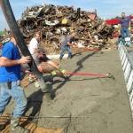 Scrap Metal Unloading Location - Rock Valley