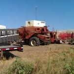 farm scrap, combines, trailers recyclable