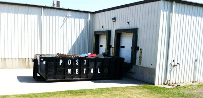Industrial Metal Recycling Rock Valley, IA