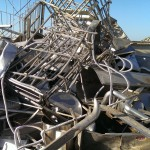 stainless steel recycling in rock valley
