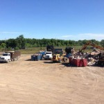 rock valley flood metal recycling