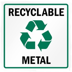 Recyclable Scrap Metal